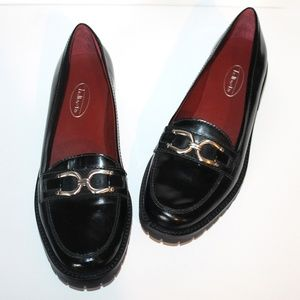 NWOB Talbots Patent Leather Loafers